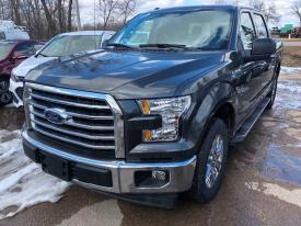Salvage Ford F-150
